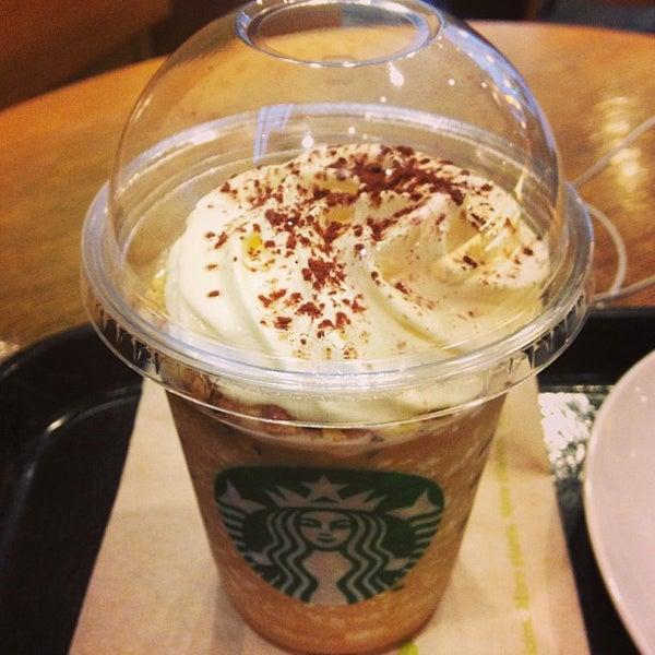 Photo taken at Starbucks Coffee 神楽坂下店 by kurock628 on 5/1/2013