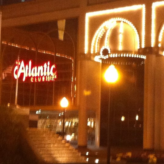 Photo taken at Atlantic Club Casino Hotel by Anthony M. on 2/20/2013