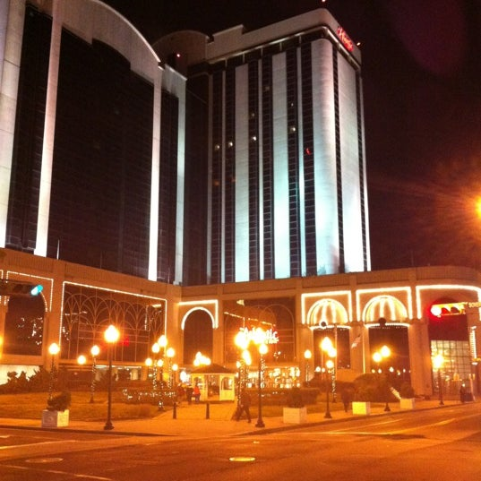 Photo taken at Atlantic Club Casino Hotel by Anthony M. on 1/16/2013