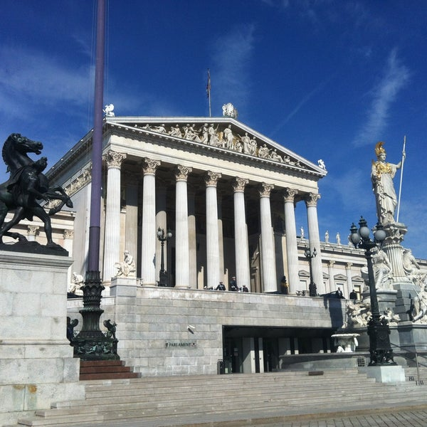Photo taken at Parlament by boni on 4/16/2013