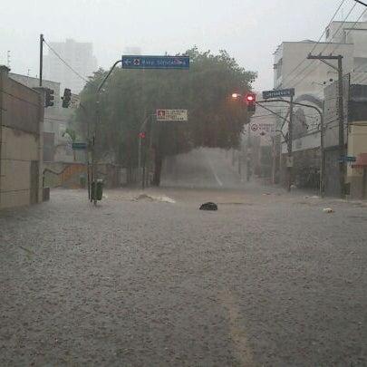 Photo taken at Rua Clélia by Livia B. on 4/11/2012