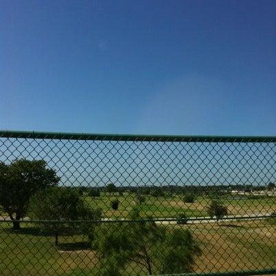 Photo taken at USA Border To Mexico by Xochitl O. on 7/29/2012