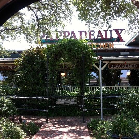Photo taken at Pappadeaux Seafood Kitchen by Joe S. on 5/17/2012