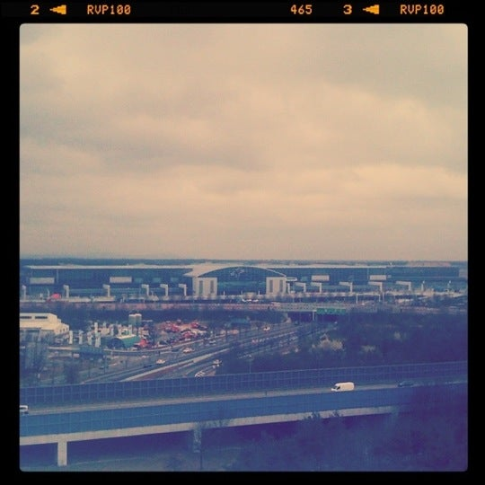 Photo taken at MAC - Main Airport Center by Ralf A. on 3/30/2012