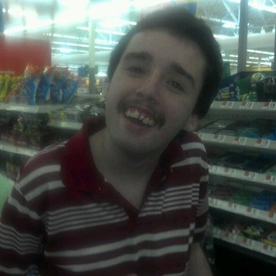 Photo taken at Walmart Supercenter by Jennifer D. on 7/1/2012