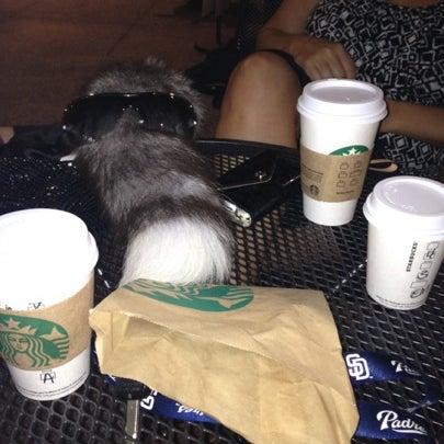 Photo taken at Starbucks by Sue L. on 8/9/2012