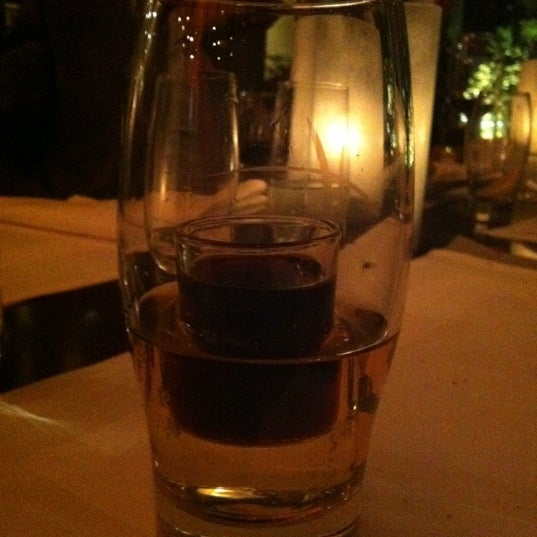 Photo taken at Holbein's Café-Restaurant by SanDee P. on 11/17/2011