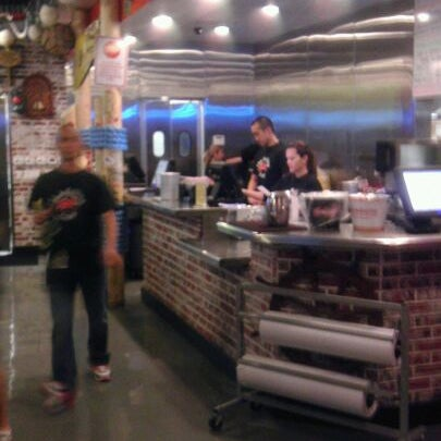 Photo taken at The Boiling Crab by Erik @ S. on 4/12/2012