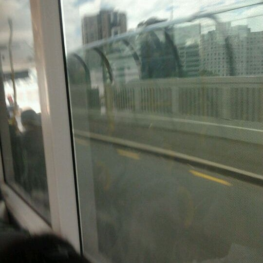 Photo taken at Grafton Bridge by Bryan S. on 12/6/2011