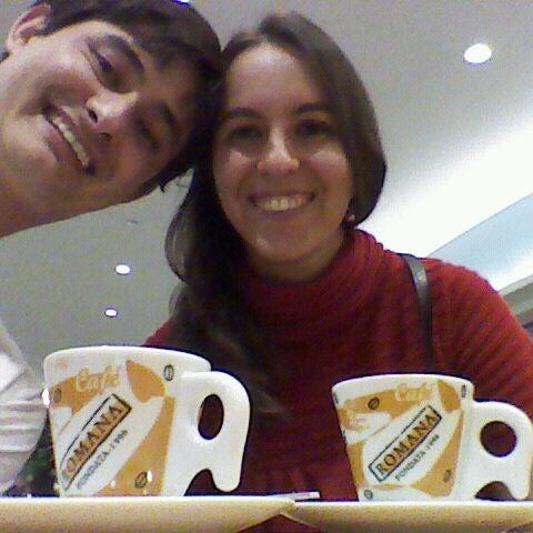 Photo taken at Confeitaria Romana by Nelson O. on 11/13/2011