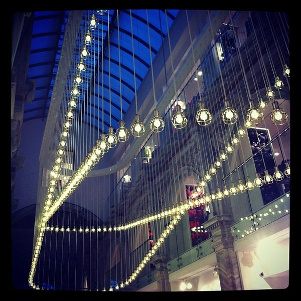 Photo taken at H&M by Sotiris L. on 7/24/2012