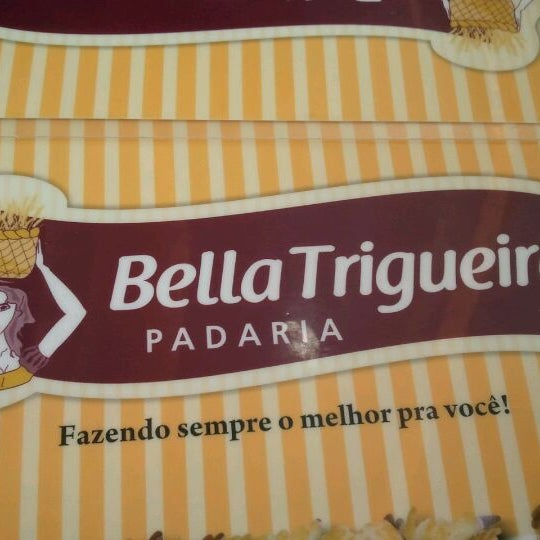Photo taken at Bella Trigueira Padaria by Luciano M. on 12/17/2011