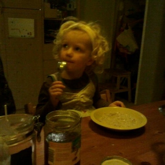 Photo taken at Breakfast Table by Elza v. on 11/15/2011