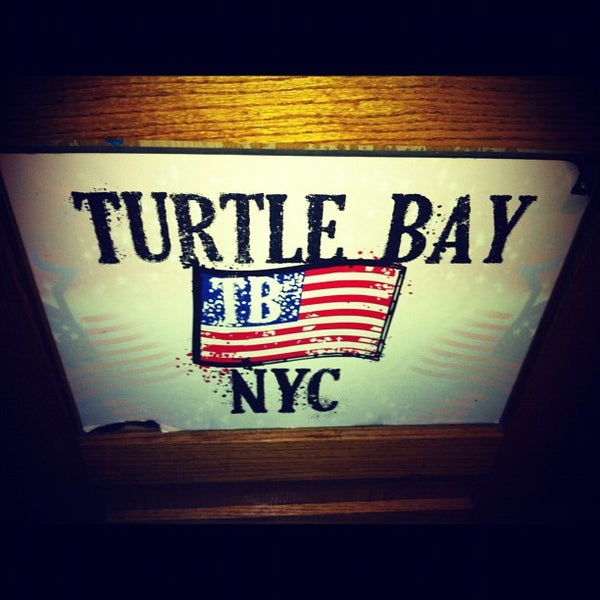 Photo taken at Turtle Bay NYC by Cattdaddy on 2/18/2012