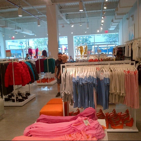 Photo taken at Joe Fresh by Tim J. on 9/8/2012