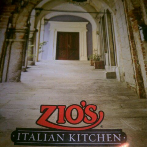 Zio 39 s italian kitchen now closed fort worth tx for Zios italian kitchen