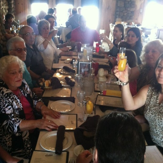 Photo taken at Anastasio's Steakhouse by Neil F. on 5/13/2012