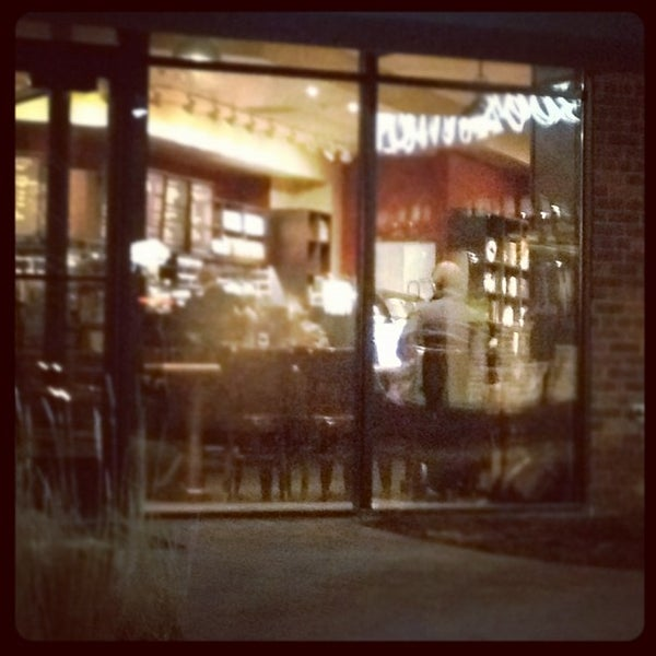 Photo taken at Starbucks by Erin M. on 3/18/2012