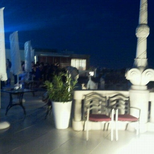 Photo taken at Hotel Casa Fuster by Monica on 9/17/2011