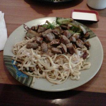 Photo taken at Yabi Sushi by Angela on 12/27/2011