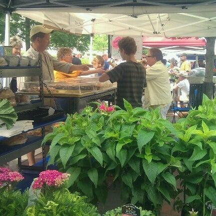 Photo taken at Dane County Farmers' Market by Terrence on 6/23/2012