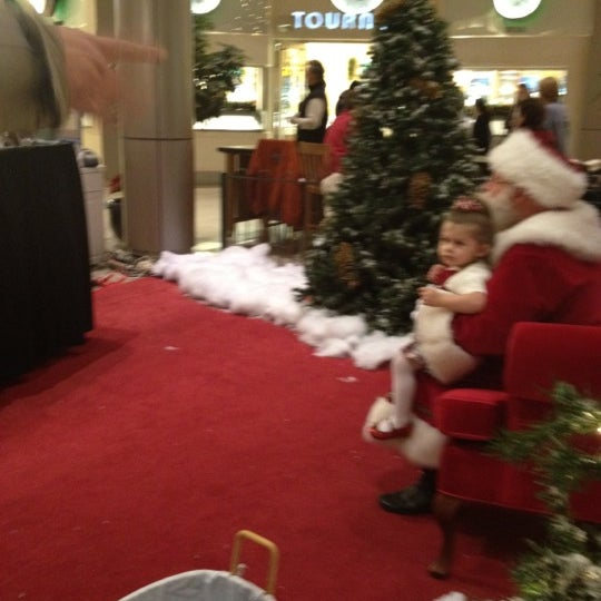 Photo taken at Walt Whitman Shops by Kristina D. on 12/9/2011