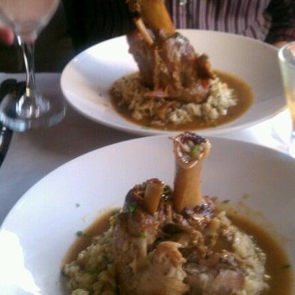 Photo taken at Timpano Italian Chop House by Dyana H. on 8/12/2012