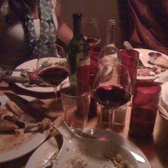 Photo taken at JoJo Bistro & Wine Bar by Kyle N. on 7/31/2011
