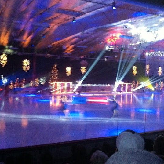 Photo taken at San Diego Ice Arena by CinCinFury P. on 12/11/2011