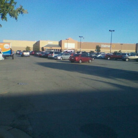 Photo taken at Walmart Supercenter by Anthony T. on 10/3/2011
