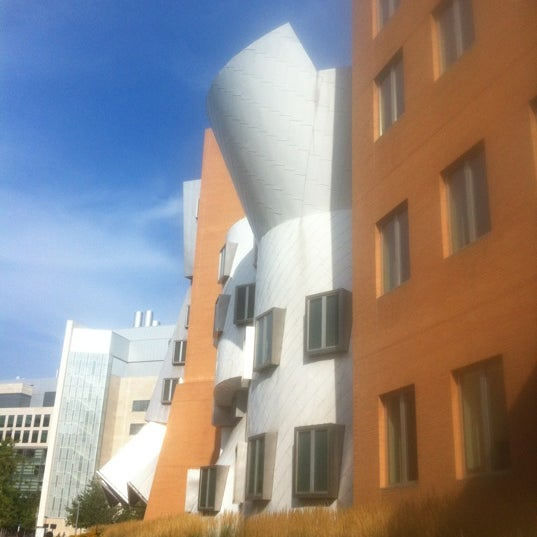 Photo taken at Massachusetts Institute of Technology (MIT) by Melanie T. on 8/25/2012