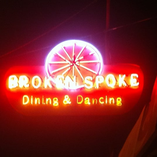 Photo taken at Broken Spoke by Brandon P. on 3/20/2012