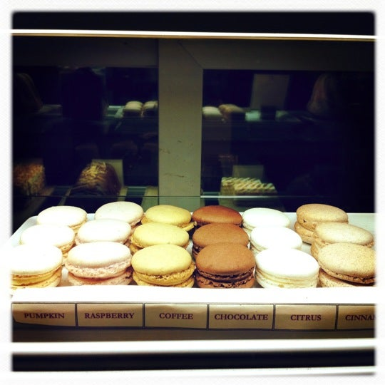Photo taken at L.A. Burdick Chocolate by Monica R. on 11/10/2011