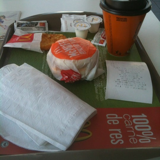 Photo taken at McDonald's by omar g. on 11/25/2011