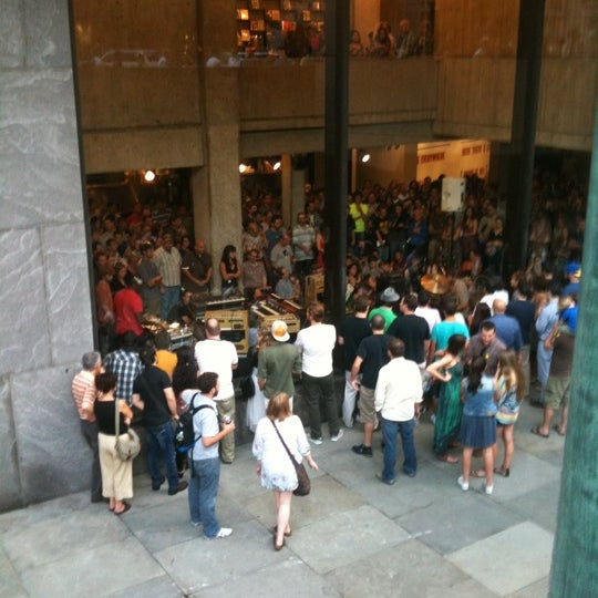 Photo taken at Whitney Museum of American Art by Kevin H. on 8/26/2011