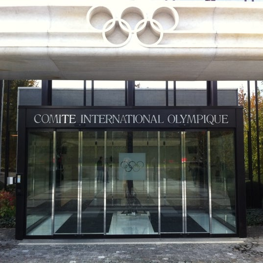 Photo taken at International Olympic Committee by Nicoletta d. on 10/27/2011