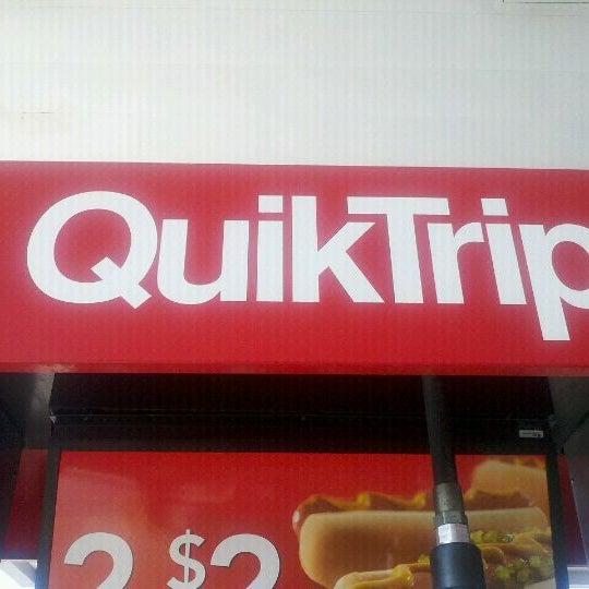 Photo taken at QuikTrip by Barbara G. on 8/28/2011
