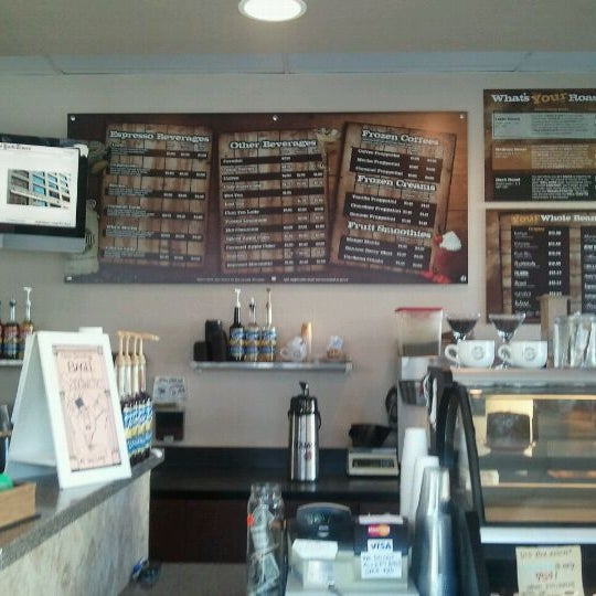 Photo taken at Javatinis Espresso Bar by Brian S. on 8/18/2011