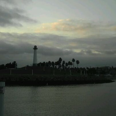 Photo taken at Parkers' Lighthouse by Colin P. on 11/15/2011