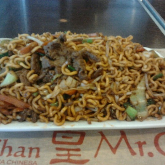 Photo taken at Mr. Chan Express by Marcello S. on 8/30/2012