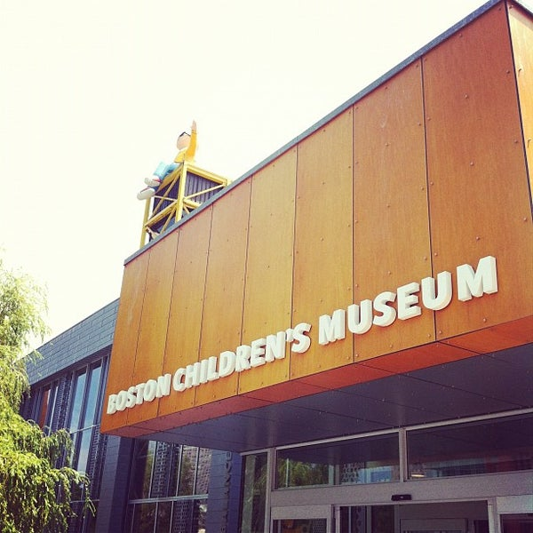 Photo taken at Boston Children's Museum by Brian W. on 6/23/2012