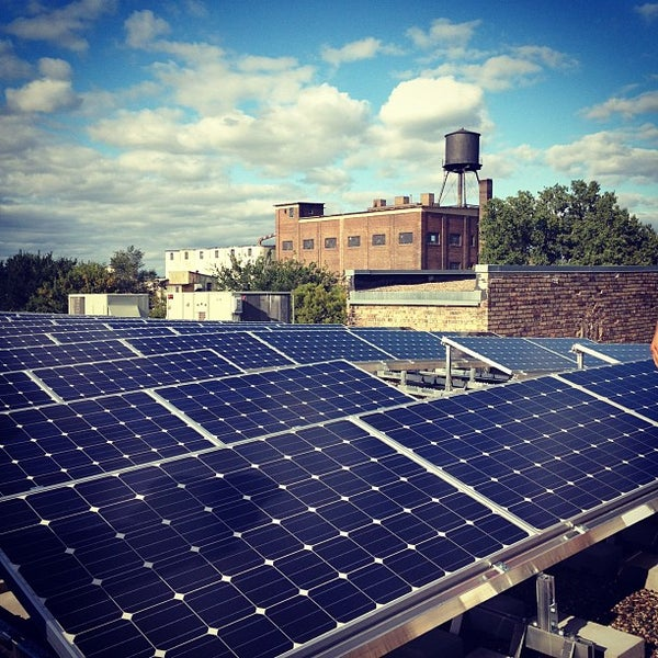 Minneapolis Garage Builders News Construction Blog: Solar Arts Building