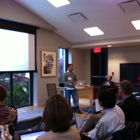 Photo taken at Andreessen Horowitz by Jennifer P. on 12/15/2011