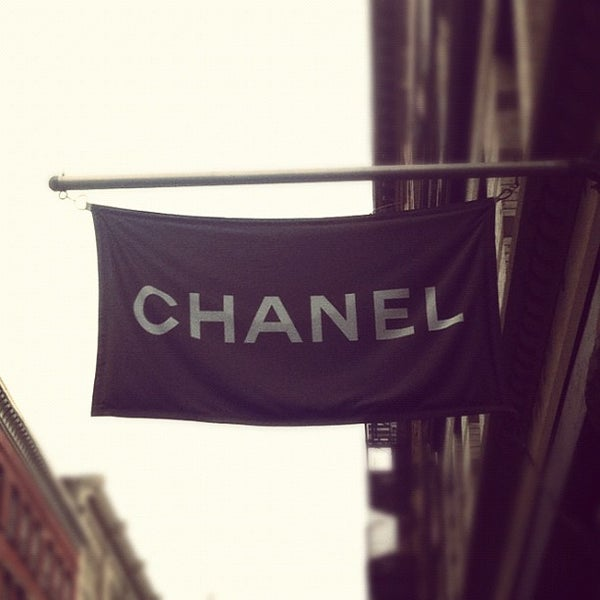 Photo taken at CHANEL Boutique by Lucky Magazine on 1/25/2012