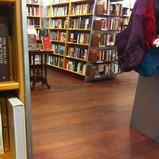 Photo taken at McNally Jackson Books by Johnny G. on 3/10/2011