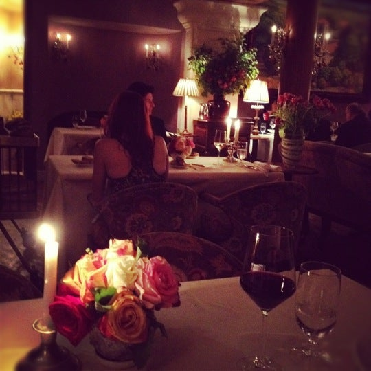 Photo taken at Bouley by Shiori Y. on 6/16/2012