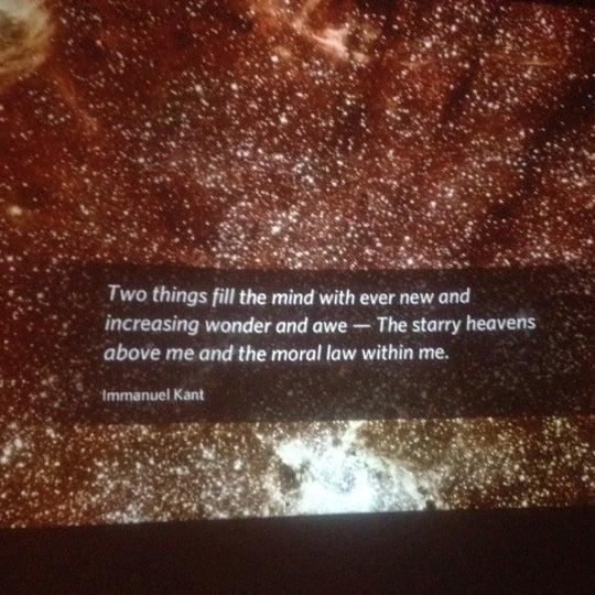 Photo taken at Morrison Planetarium by Eugene W. on 2/24/2012