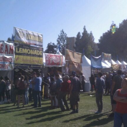 Photo taken at UCLA Intramural Field by Jonathan S. on 5/28/2012