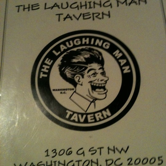 Photo taken at Laughing Man Tavern by Frosina P. on 6/14/2011