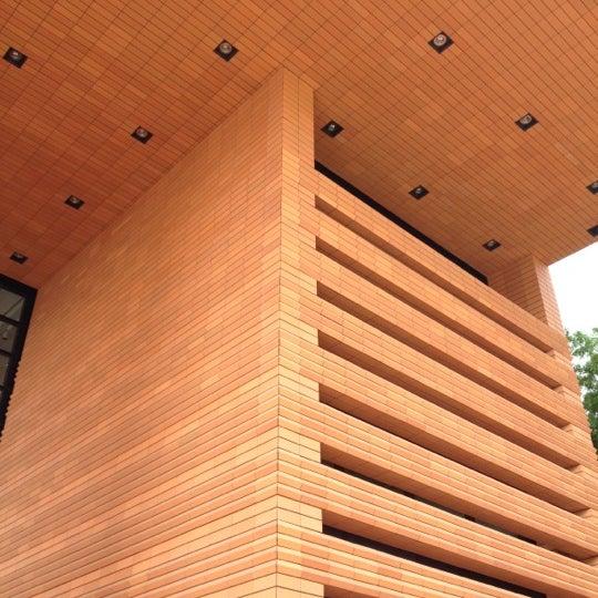 Photo taken at Bechtler Museum of Modern Art by Kayleigh B. on 3/30/2012